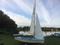 Graduate Sailing Dinghy, £50