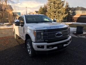 2017 Ford F-250 Platinum Camionnette