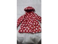 6-7 years, waterproof fleece lined coat. I also have other items for sale. See all ads.