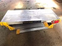 Tradesmans Fold able Step