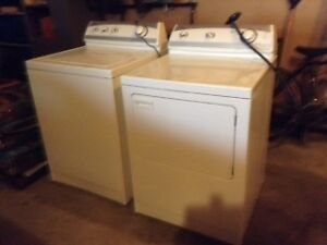 Maytag Performa Washer and Dryer - Oversize