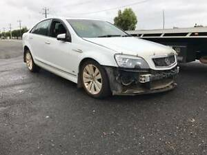 HOLDEN WM CAPRICE L98 6.0 LITRE WRECKING ONLY Maddington Gosnells Area Preview