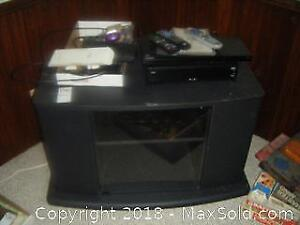 TV Stand And DVD C