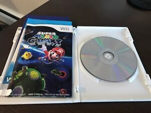 Super Mario Galaxy for Wii!