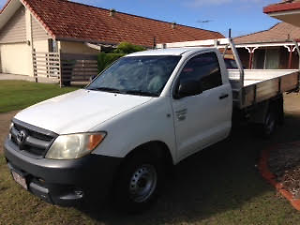2007 Toyota Hilux Ute Cleveland Redland Area Preview