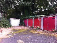 Garage (single) for sale in Craig Road, Cathcart area of Glasgow