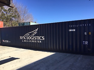 40' Standard Used Shipping Container - Monthly Payment Plan (NB)