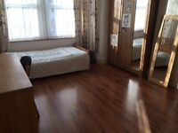 A very specious double bedroom for a single female professional