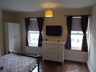 Large Double room, all bills included, fast broadband, flat mounted tv in room.