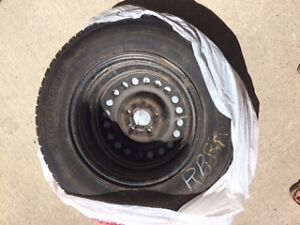 Used Winter Tires For Sale on Rims