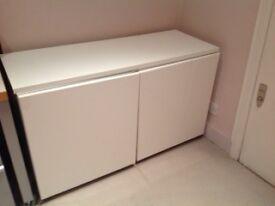 Cabinet / TV / storage unit - high gloss