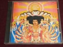 "JIMI HENDRIX ""AXIS AS BOLD AS LOVE"" CD Hastings Mornington Peninsula Preview"