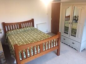 Room to let in 4 bedroom private house in closest village to Hinkley Point