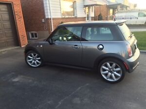 2004  Mini Cooper S supercharged