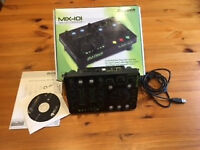 DJ -Tech Mix 101 Mini USB Controller