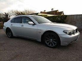 BMW 735i- Project