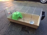 LARGE INDOR CAGE , RABBIT , GUINEA PIGS , HEDGEHOG, POSSIBLE FREE DELIVERY