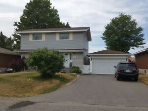 4 bdrm 1.5 bath solid two storey home with garage East End