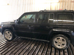2007 jeep patriot 4x4