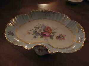 Old Foley James Kent Ltd - footed plate