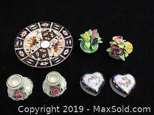 Imari and Porcelain