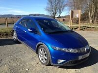 Honda Civic 2.2 i-CTDI (Kemnay)