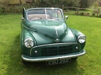MORRIS MINOR SERIES MM SPLIT SCREEN TOURER