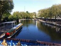 Short 10 week let - LV! Canal view
