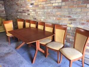 French style Dining Table Hunters Hill Hunters Hill Area Preview