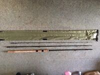 North Western 12' Medium swimfeeder rod