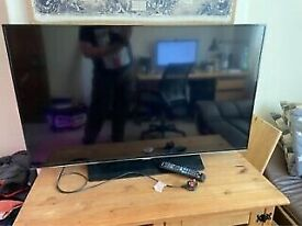 "Samsung 42"" Television with remote"