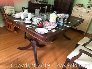 Awesome Vintage Dining Set Buy And Sell Furniture In Ottawa Home Interior And Landscaping Elinuenasavecom