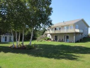 Gorgeous Mill River Water Front Home for Rent- Off Season Rates!