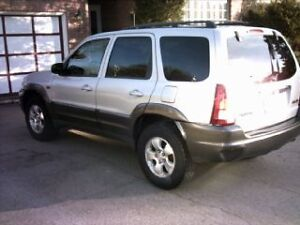 2003 Mazda Tribute LX-V6 SUV, only $1995