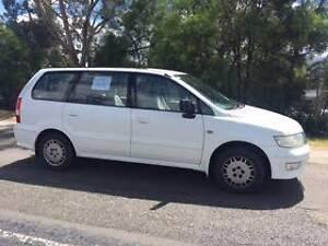 2003 Mitsubishi Nimbus GLX Wagon Trevallyn West Tamar Preview