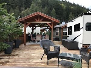 2015 Montana 5th Wheel and RV Lot For Sale in BC