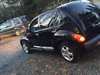 2002 Chrysler PT Cruiser Full équipe 1800$$$ nego
