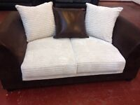 2 seater sofa- very good condition-delivery available-attractive price- last chance to buy it!