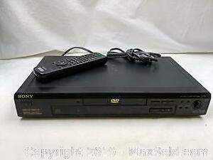 Sony DVD/CD/Video CD Player with Remote