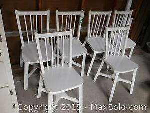 Painted Chairs A