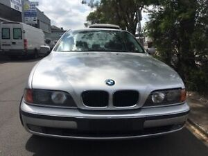 Immacclate condition BMW 528i E39 Steptron sedan Durack Brisbane South West Preview