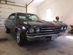 1969 Chevelle SS LS3 6.2 5speed Manual