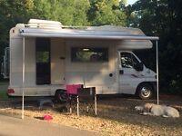 Great 5 berth camper for sale