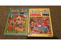 2 x Jack and Jill Annuals for sale  Hengoed, Caerphilly