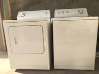 Whirlpool washer and dryer for sale!!!