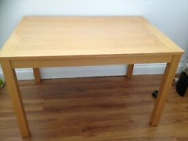 Dining table abd 2 chairs
