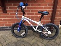 KIDS FIRST BMX BIKE