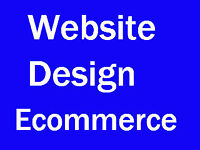 Website Design / Ecommerce Website in Luton, London, All over UK