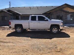 2017 Chevrolet LT Truck