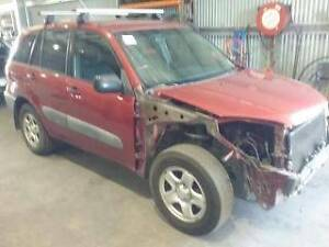 2002 Toyota RAV4 EDGE Station Wagon wrecking for parts . . . Broadmeadows Hume Area Preview